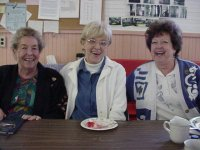 Betty Keife, Jan Ford, Jessie Shaw