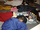 Youth Sleepover at St. Paul's Sparks